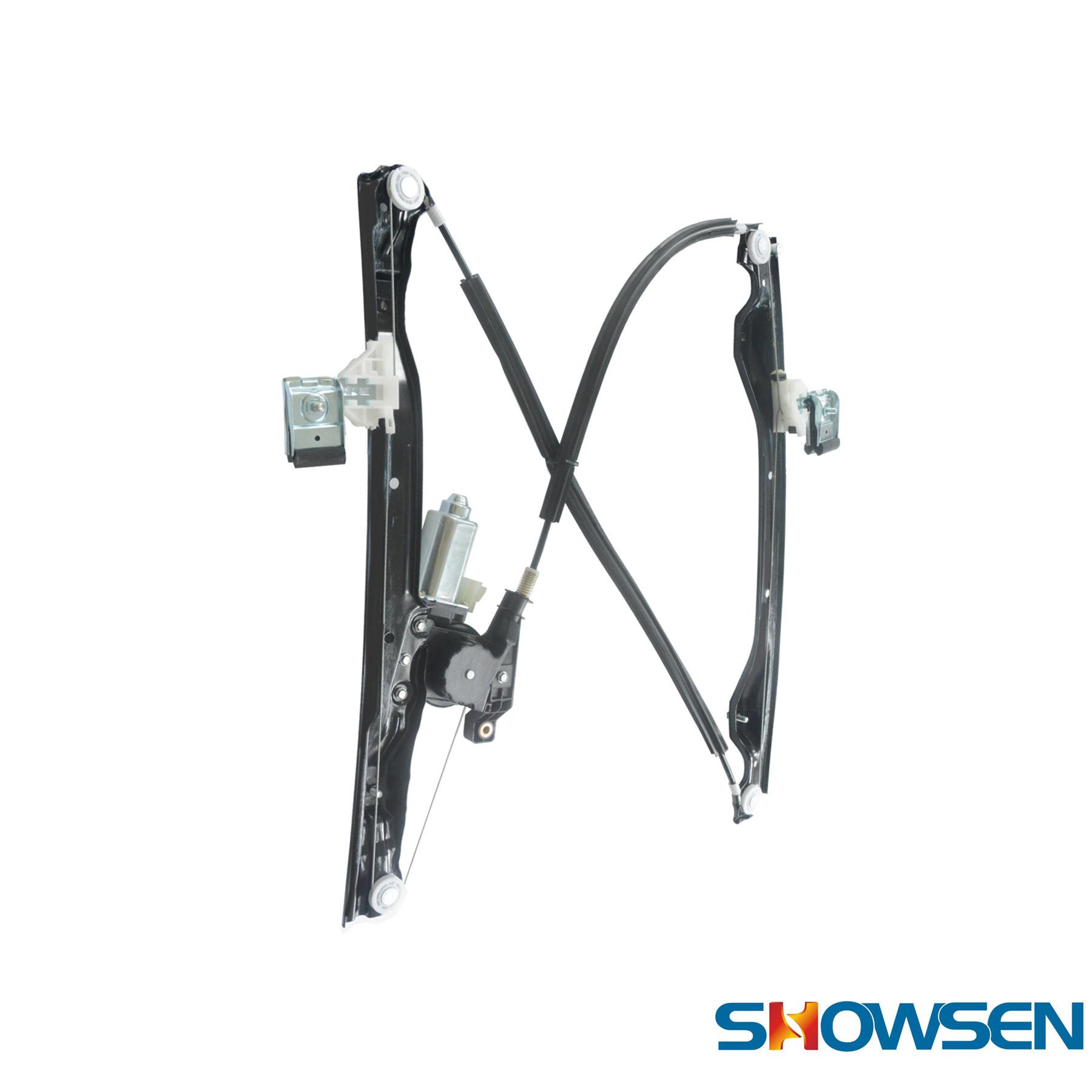 front passenger power window regulator w   motor for traiblazer envoy ascender