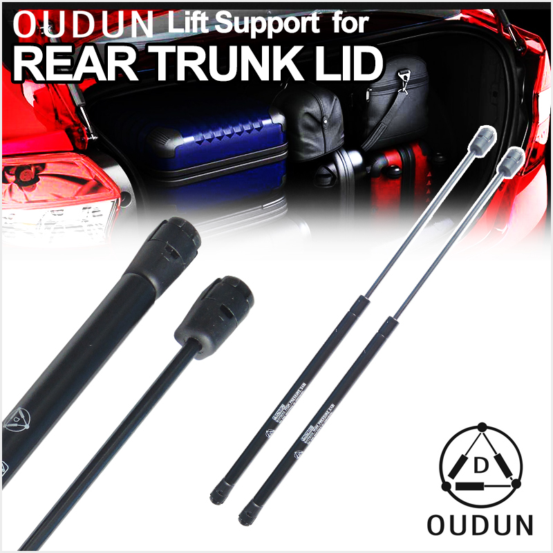 Pair 2 Trunk Gas Charged Lift Support Shock Strut For Nissan Maxima W//O Spoiler