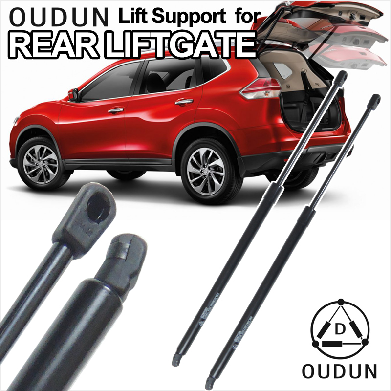 Qty 2 Hatch Liftgate Tailgate Lift Supports Struts Shocks For Acura MDX 2007-13