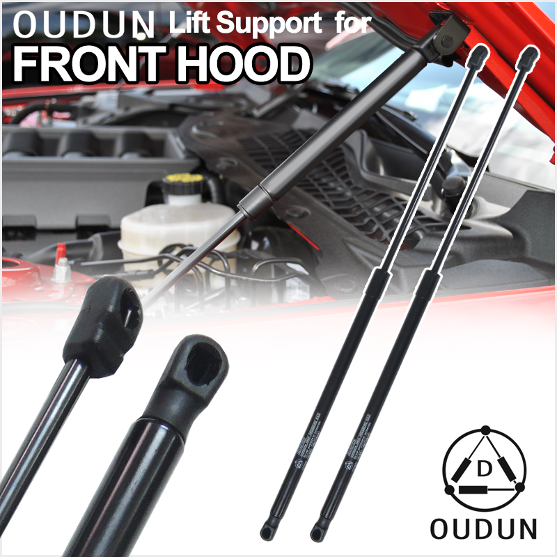 4 Qty Hood Tailgate Lift Supports Gas Spring fit 2004-2009 Cadillac SRX