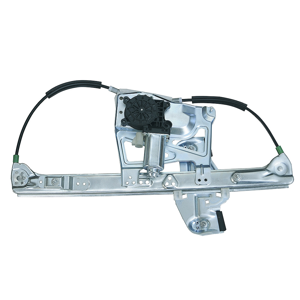 NO Motor Assembly Power Window Lift Regulator on Rear Right Passengers Side Replacement for 2000-2005 Cadillac DeVille