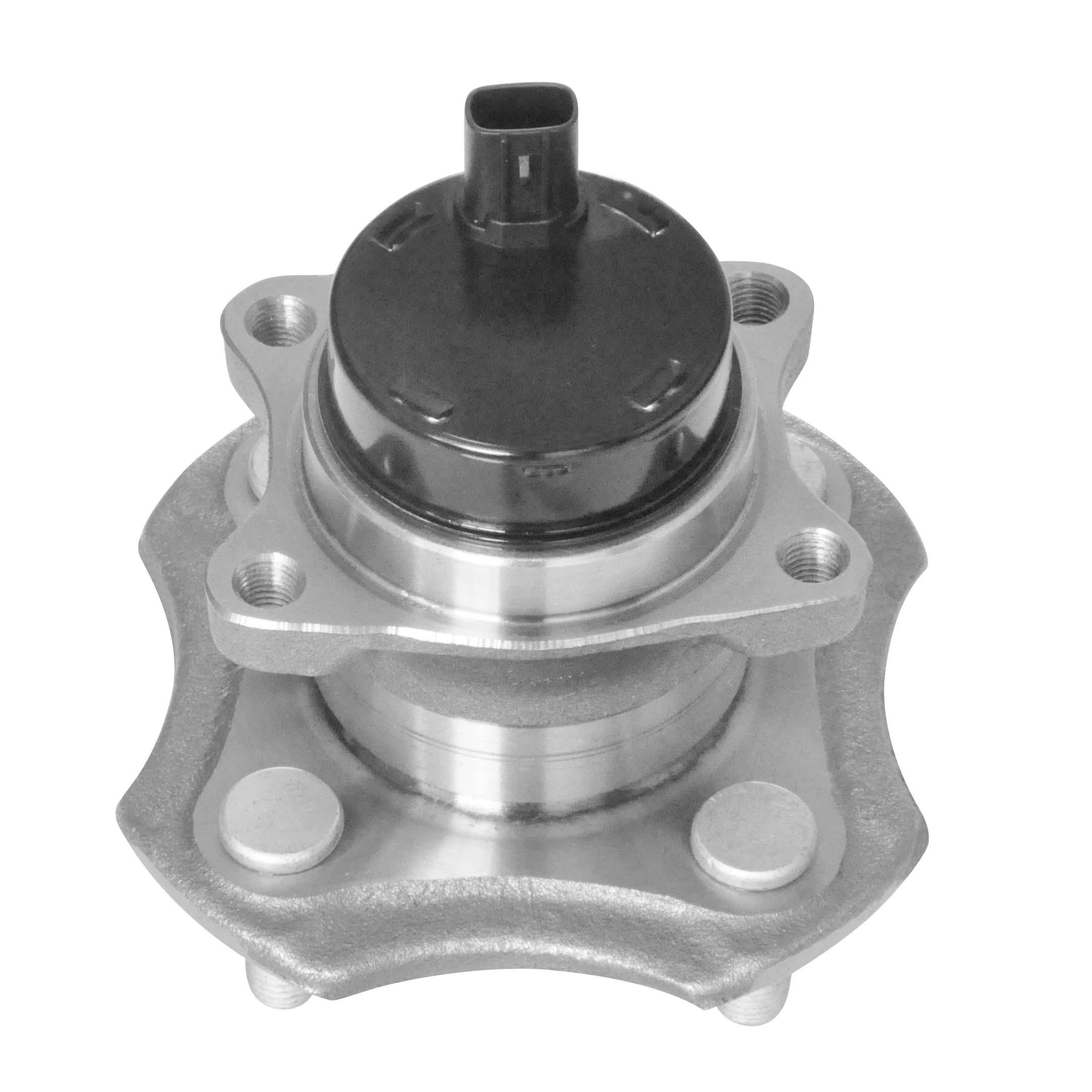 Rear Wheel Hub /& Bearing Assembly Pair Set for 00-06 Scion Toyota xA xB Echo