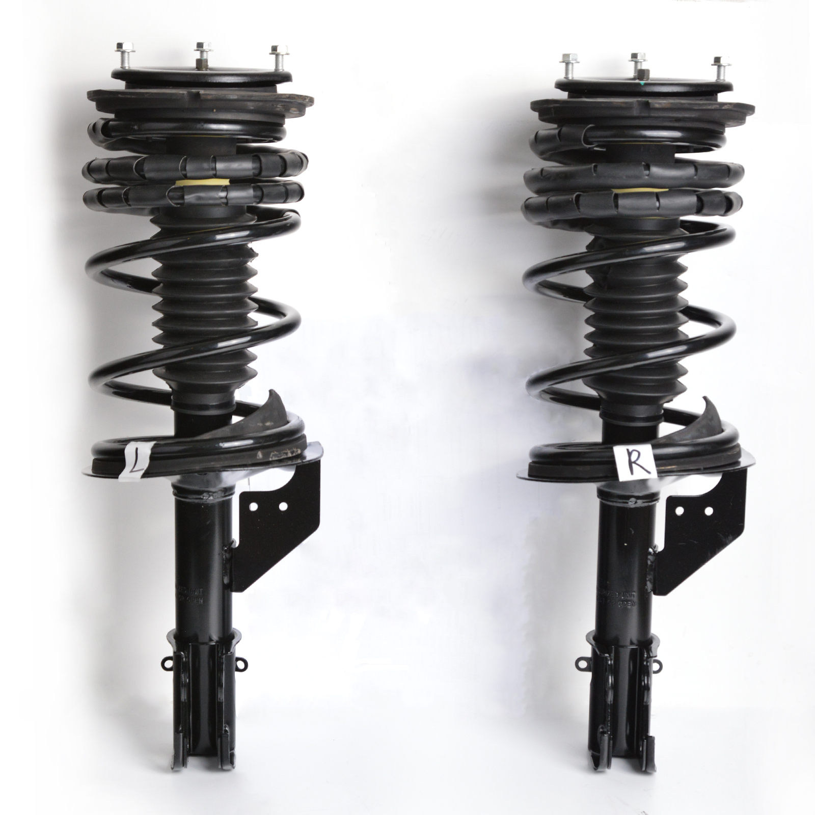 Front Struts /& Springs Left /& Right Pair Set for 95-99 Dodge Plymouth Neon