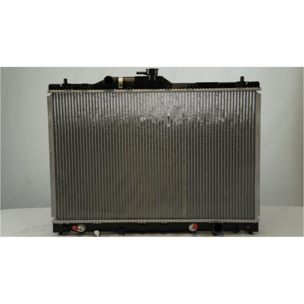 AT Aluminum/Plastic Radiator 1 Row For 1991-1995 Acura