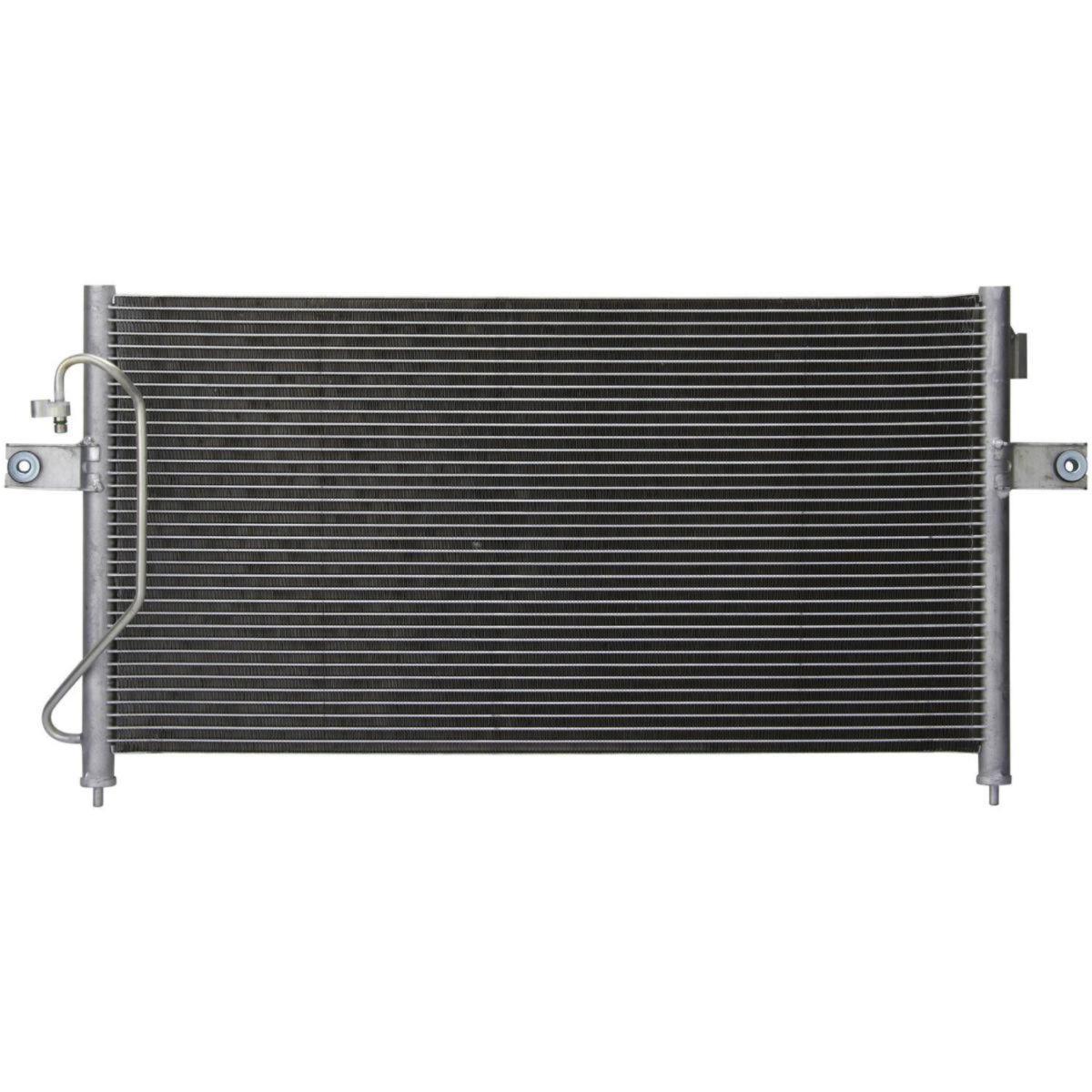 Condenser For Frontier 01-02 Xterra 00-02 2.4 L4 3.3 V6
