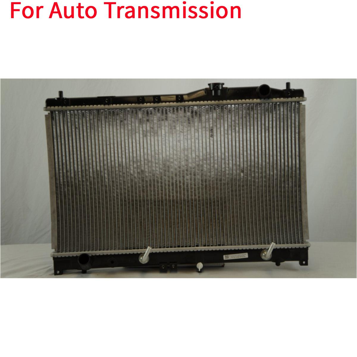 AT Aluminum/Plastic Radiator 1 Row For 1992-1994 Acura