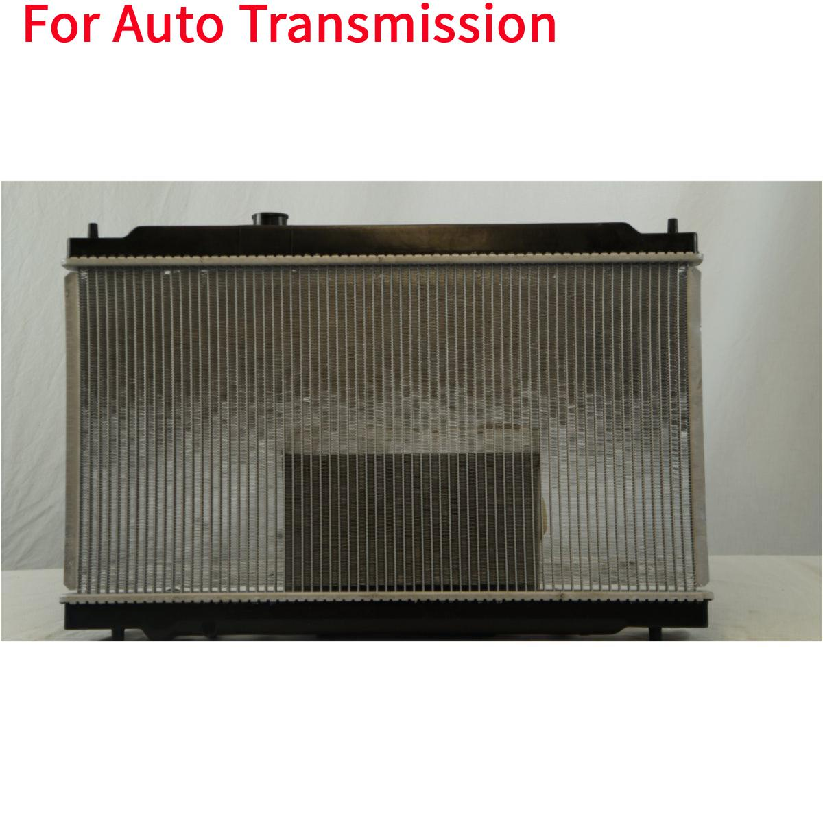 AT Aluminum/Plastic Radiator 1 Row For 1994-2001 Acura