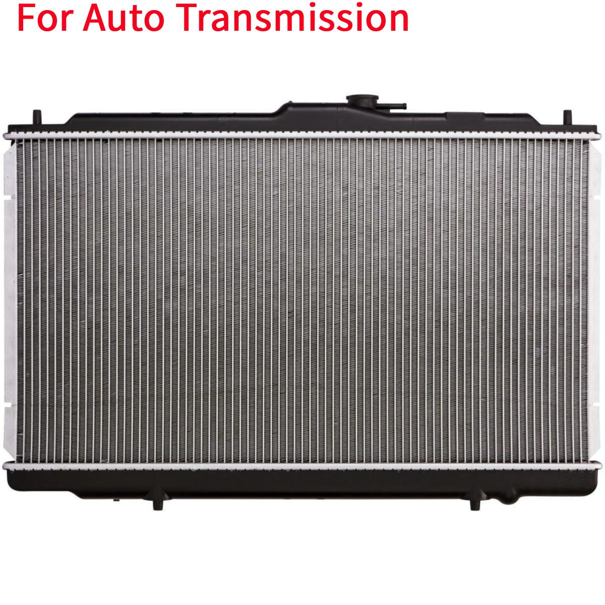 Auto Radiator For Acura 99-01 TL 3.2L Honda 98-02 Accord 3