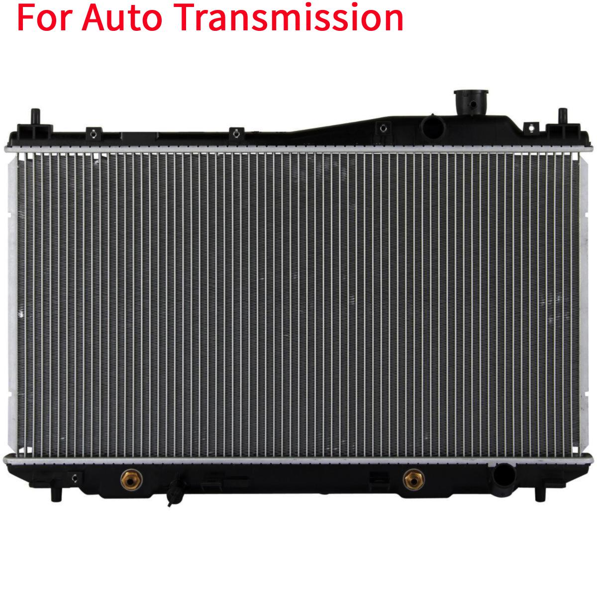 AT Aluminum/Plastic Radiator For 2001-05 Acura EL 1.7L