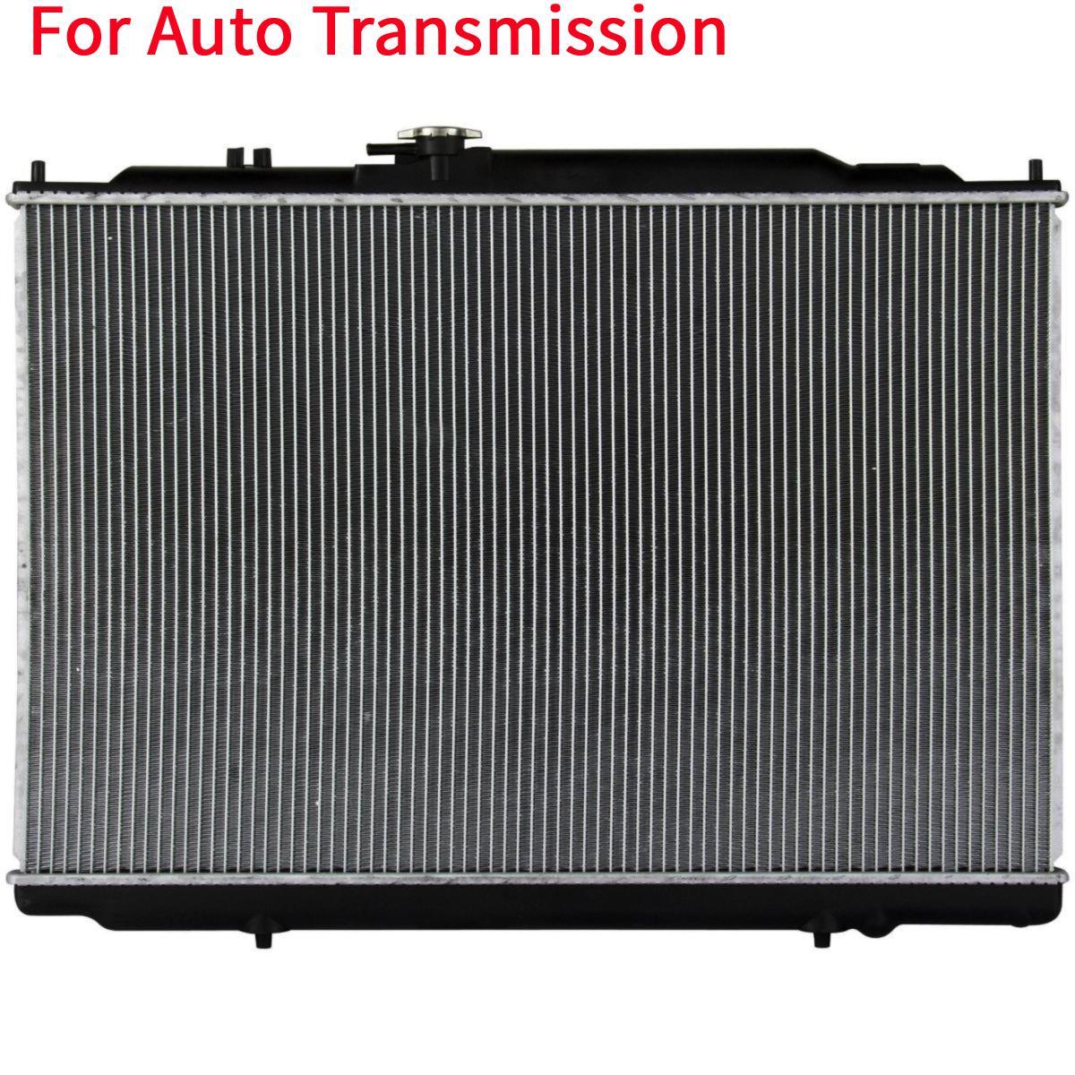 Auto Aluminum Core Radiator For 2003-06 Acura MDX 3.5L