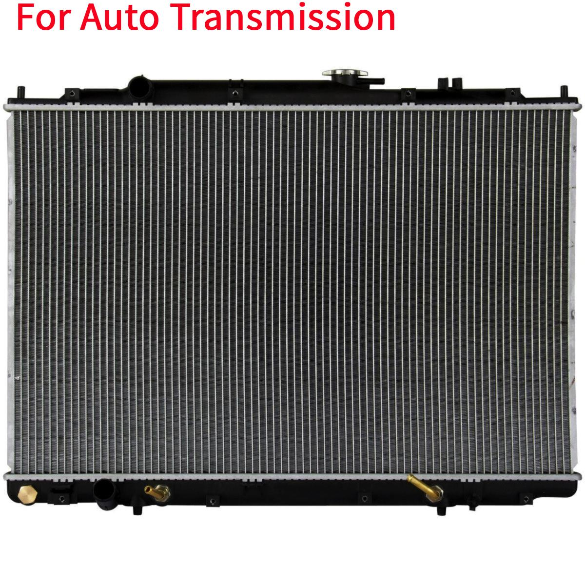 Auto Aluminum Core Radiator For 2003-06 Acura MDX 3.5L