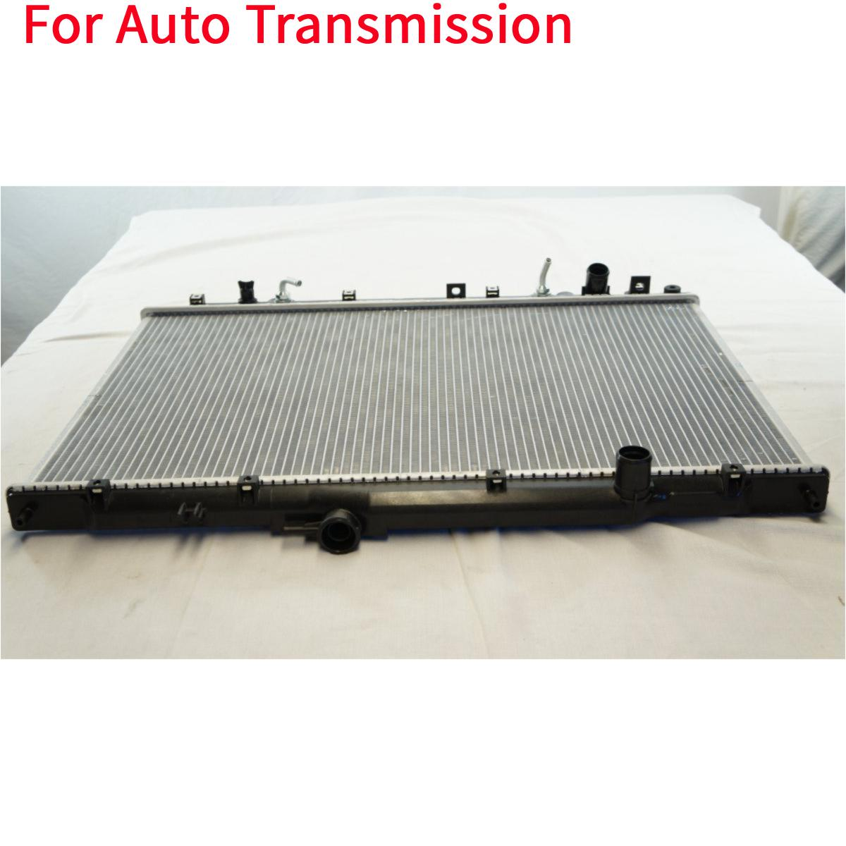 AT Aluminum Core Radiator For 2003-06 Acura MDX 3.5L 2005