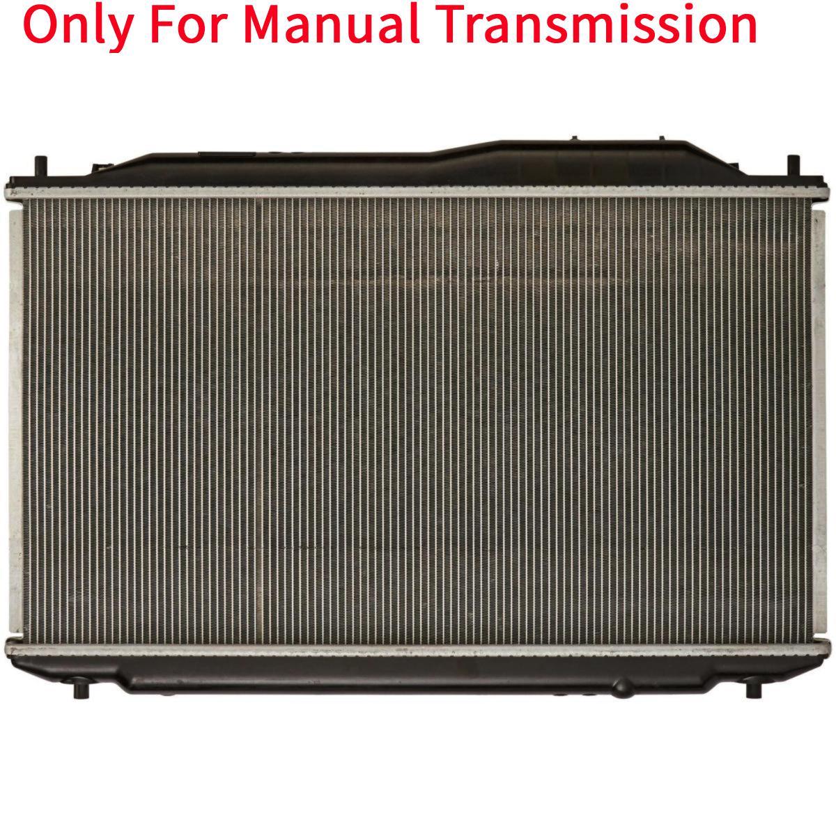 Manual Aluminum Core Radiator For 06-11 Acura CSX 2.0L 06